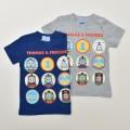 きかんしゃトーマス 半袖Tシャツ 90cm-120cm (042TM0021)