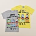きかんしゃトーマス 半袖Tシャツ 100cm-120cm (042TM0041)