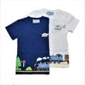 きかんしゃトーマス 半袖Tシャツ 100cm-120cm (042TM0031)