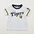 送料無料♪野球 球団 ニフォーム風 阪神タイガース 半袖Tシャツ   90cm/95cm (66170306-T)