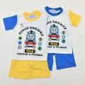 きかんしゃトーマス 半袖Tシャツ生地のパジャマ 90-130cm (032TM0071)