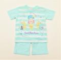 サンリオ リトルツインスター 半袖Tシャツ生地のパジャマ  100-130cm(032TS0071)