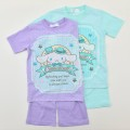 サンリオ シナモロール  半袖Tシャツ生地のパジャマ 130cm-150cm  (032CN0072)