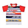 プラレール  (タカラトミー)半袖Tシャツ 90cm-120cm (55P006)
