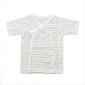 日本製 新生児  短 肌着 50-60 cm   (B186101)