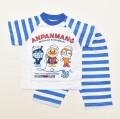 アンパンマン 半袖パジャマ 5分丈パンツ 80cm (SA2634)