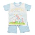 サンリオ シナモロール  半袖Tシャツ生地のパジャマ  100-130cm(032CN0071)