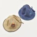 レトロ 日本製 帽子 ハット 女児 リンゴ (2010-2901)