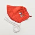 レトロ 日本製 帽子 女児  スヌーピー (2010-2918)