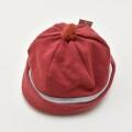 レトロ 日本製 帽子 ワイン色 (2010-2934)