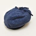 レトロ 日本製 帽子 ネイビー 4-7才用 (2010-2938)