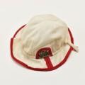 レトロ 日本製 帽子 ハット アイボリー (2010-2946)
