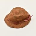 レトロ 日本製 帽子 ハット ニット編み (2010-2958)