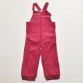 おとぎの国 吊りサロペットロングパンツ 36か月 ピンク (2101-3323)