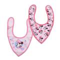 Disney(ディズニー) ミニーちゃん  2枚組スタイ バンダナ (331010204-10)