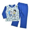アイム ドラえもん 光る Tシャツ生地 長袖パジャマ (131DR8071)