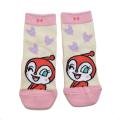 アンパンマンの仲間 ドキンちゃん  ソックス・靴下  13-19cm(187-1131-180)