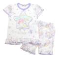 サンリオ リトルツインスター  光る半袖パジャマ 100-130cm(132TS0041)