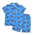 きかんしゃトーマス  半袖パジャマ  前開きボタン (132TM2041)