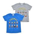 きかんしゃトーマス 半袖Tシャツ  90cm-130cm (322162021)