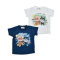 アンパンマン 半袖Tシャツ  90cm/95cm/100cm (SA3272)