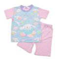 サンリオ シナモロール 光る 半袖Tシャツ生地のパジャマ  100-130cm(132CN0101-PK)