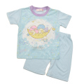 サンリオ リトルツインスター 光る 半袖Tシャツ生地のパジャマ  100-130cm(132TS0101-SX)