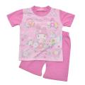 マイメロディ 光る 半袖Tシャツ生地のパジャマ  100-130cm(132MM0101-RP)