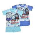 きかんしゃトーマス 光る 半袖Tシャツ生地のパジャマ  100-130cm(132TM0101)