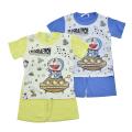 アイム ドラえもん  光る 半袖Tシャツ生地のパジャマ  100-130cm(132DR0101)