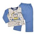 アイムドラえもん 光る キルトニット生地 長袖パジャマ  100~130cm(133DR1101)