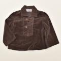 レトロ チャイルドのジャケット 七分袖シャツ 100cm(1910-0196)