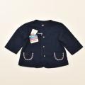 レトロ  刺繍付き ジャケット Mサイズ(85cm)(1910-0359)