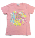 Go!プリンセスプリキュア 半袖Tシャツ 110cm/120cm/130cm 2287703