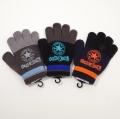 コンバース converse のびのび 手袋  5本指 すべり止めつき (CO1610-A)