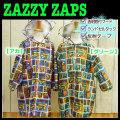 ZazzyZaps ザジーザップス レインコート★はたらく車★(6721501)