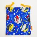 タカラトミー プラレール 巾着袋 S (PL7-600)