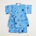 日本製 甚平スーツ 祭り 男の子 トンボ 90cm/95cm(720936)