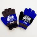フィラ(FILA) のびのび 手袋  5本指 すべり止めつき (FI1610-C)