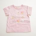 coeur a coeur(クーラクール) 半袖Tシャツ 70cm(44204-102)