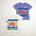 きかんしゃトーマス 半袖Tシャツ 100cm/110cm/120cm (742TM0011)