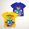きかんしゃトーマス 半袖Tシャツ 100cm/110cm/120cm (742TM0031)