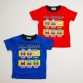 きかんしゃトーマス 半袖Tシャツ 90cm/95cm(56M004)