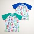 きかんしゃトーマス 半袖Tシャツ 90cm/95cm(56M005)