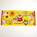 アンパンマン フェイスタオル 34×75 (AP-EH321-YE)