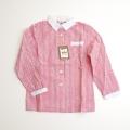 日本製 チャイルド 襟付き長袖シャツ 110cm(1706-6083)