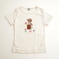 日本製 チャイルド半袖Tシャツ 95cm (1706-6095)