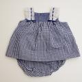 日本製  チャイルド女の子のお洋服 12ヶ月(1706-6122)