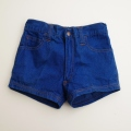 日本製 チャイルドの半ズボン ショートパンツ 120cm (1706-6168)