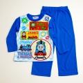 きかんしゃトーマス Tシャツ生地の長袖パジャマ 100cm-120cm(733TM108112)